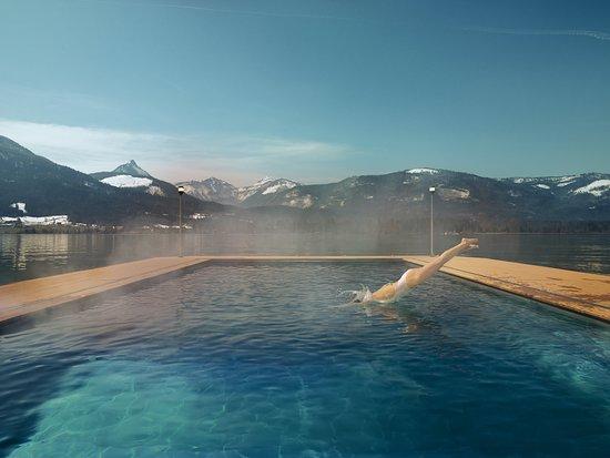 Áustria: Benessere invernale