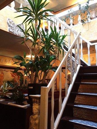 Verbazingwekkend Interior - Foto van Restaurant Rhodos, Gouda - TripAdvisor KX-13