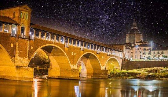 Pavia, Italy: Il Ponte Coperto
