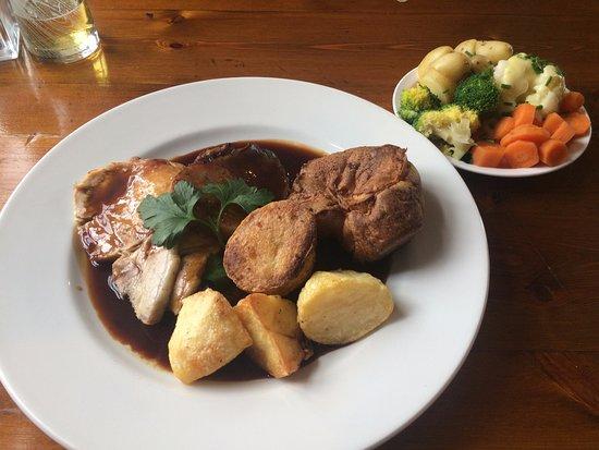 The Angel Inn: Carvery Roast