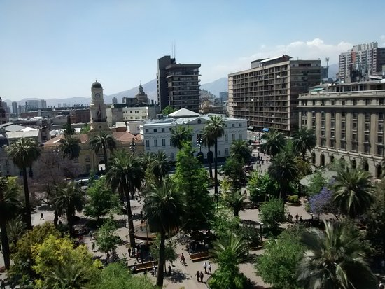 Spicy Chile - Free Walking Tours: Plaza de armas! Santiago