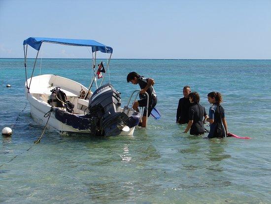 Manati Divers: Embarcando 1