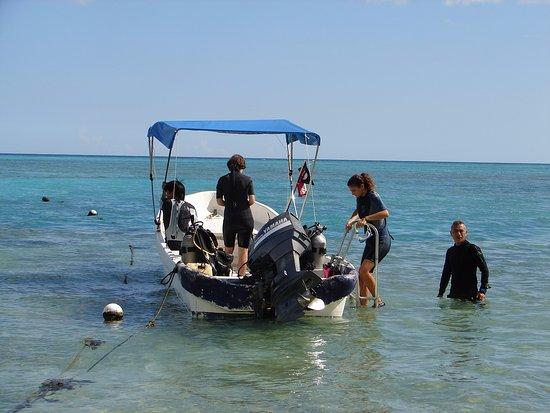 Manati Divers: Embarcando 3
