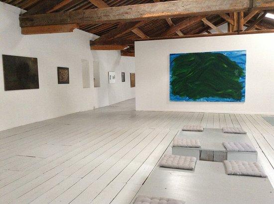 Lac Lieu d'Art Contemporain: Une sélection de la collection visible jusqu'en fin février 2017