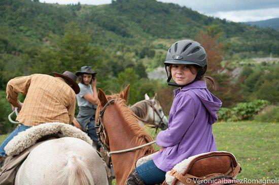 Cabalgatas Chiloe