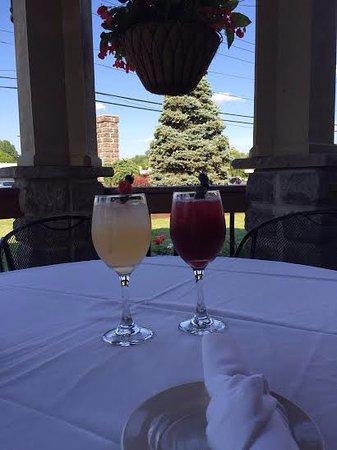 Santangelo's Restaurant: Enjoy Sangria's On Our Patio