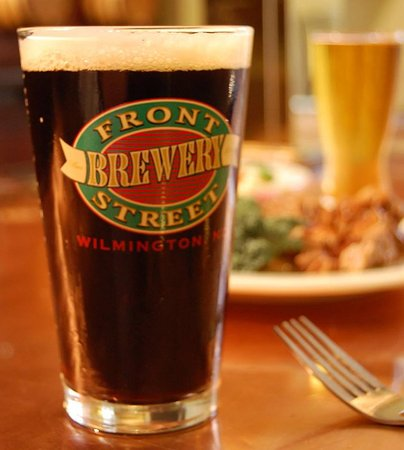 Wilmington, NC: House Specialty Dram Tree Scottish Ale with a Dinner Special
