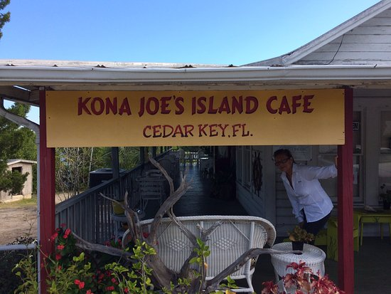 Seahorse Landing: Konas offers a great breakfast option