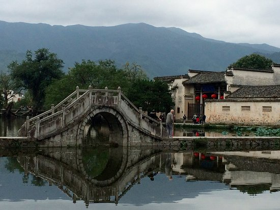 Hongkun Village near Huangshan Mountain - Picture of China ...
