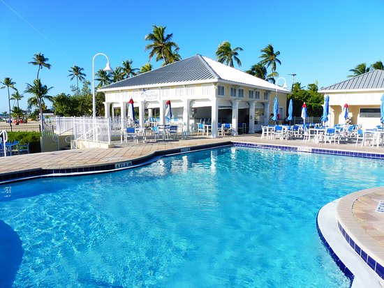 Islander Resort, a Guy Harvey Outpost: Pool und Poolbar