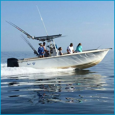 On The Hook Fishing Charters