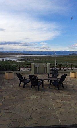 Altos de la Costanera - Aparts: amplia terraza vista espectacular