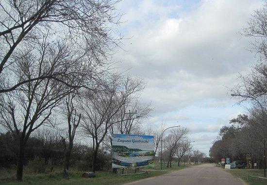 Guatrache, Аргентина: camping