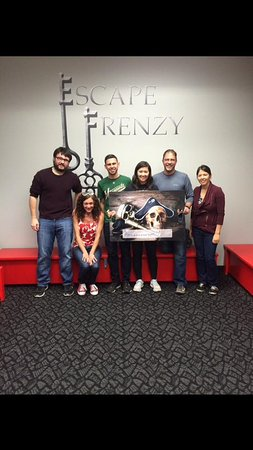 Escape Frenzy: Completed the Pirate Room!