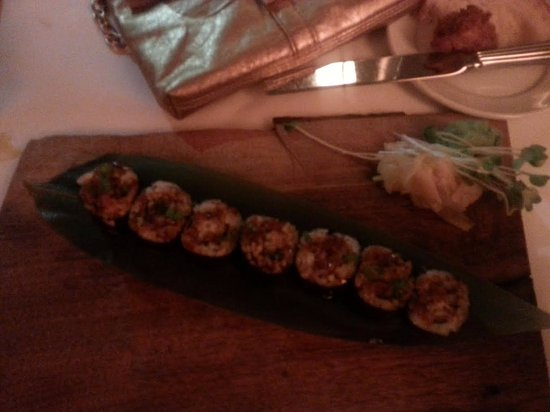 Metro!: Rappahannock Rolls and Fried Oysters in Background