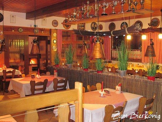 Althengstett, Niemcy: Gaststube