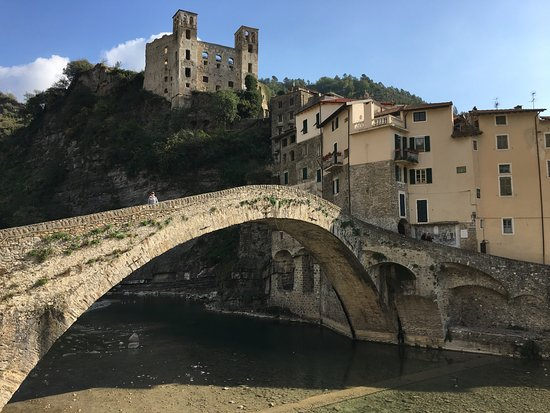 Liguria, Italia: Dolceacqua inspired artists from Monet to today.