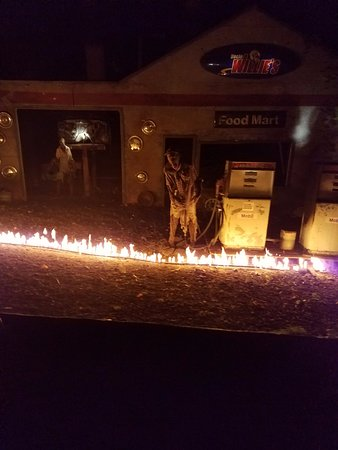 Glen Mills, PA: Haunted Hayride