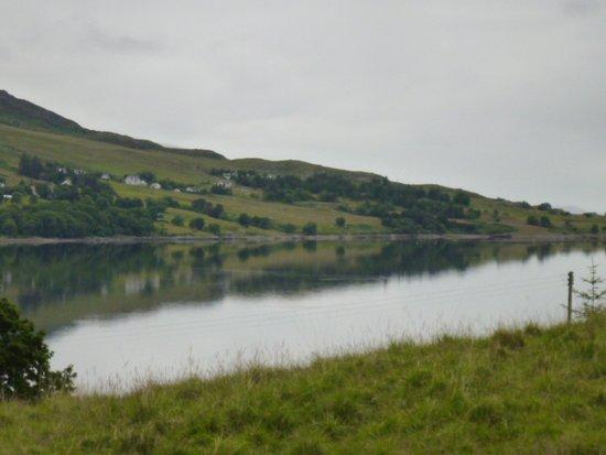 Bunchrew, UK: camping au bord de l'eau