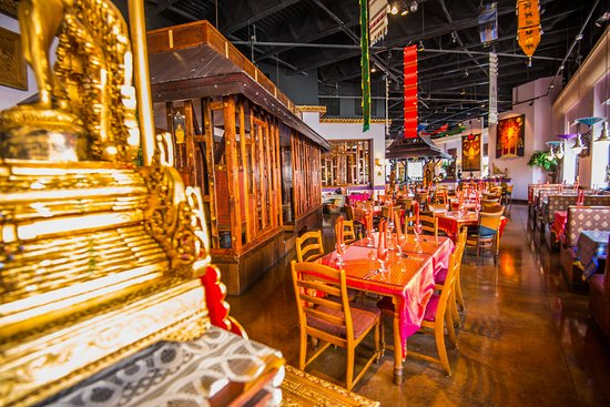 Thai Restaurant Channelside Tampa