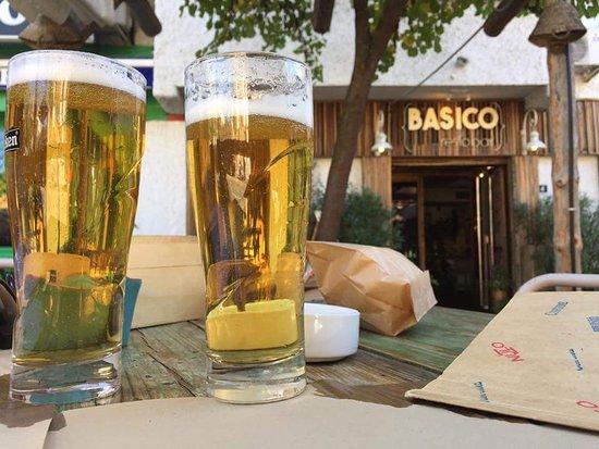 Villaviciosa de Odon, Španělsko: basico restobar