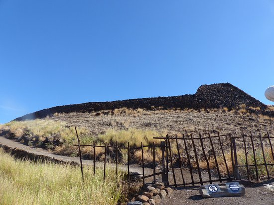 Kawaihae, Hawái: The Temple at Puukohola National Historic Park