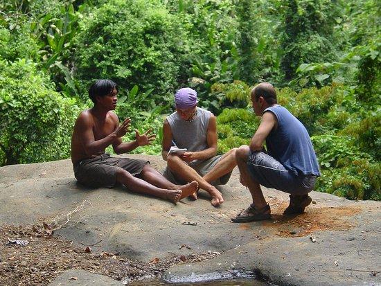 Kekoldi Indigenous Reserve : Los indígenas se originaron de las semillas de maíz (Distö) que Sibú arrojó desde lo alto del ce