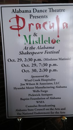 Alabama Shakespeare Festival: IMG_20161029_155239_large.jpg