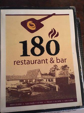 North Hampton, Нью-Гэмпшир: 180 Restaurant & Bar