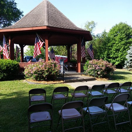 Atchison, KS: The Fay Wells Gazebo