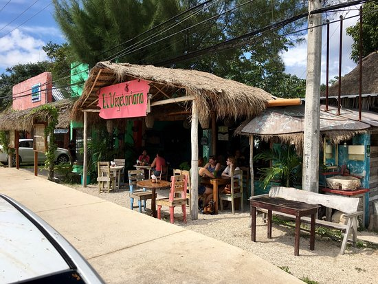 Quaint roadside restaurant