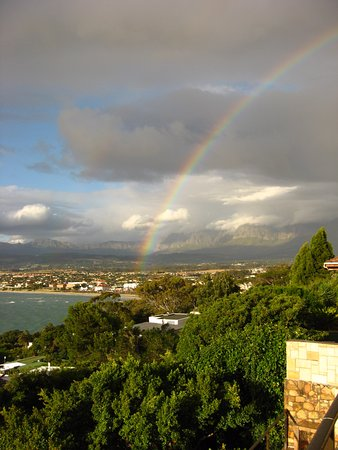 Gordon's Bay, Sydafrika: Stunning views