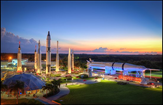‪NASA Kennedy Space Center Visitor Complex‬