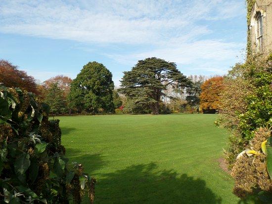Malahide Castle: le parc