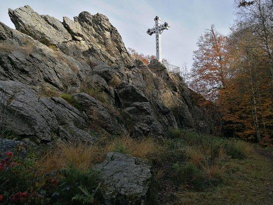 Kreuz im Venn - Monschau