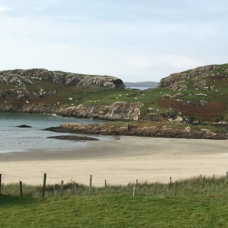 Renvyle, Ireland: Local beach