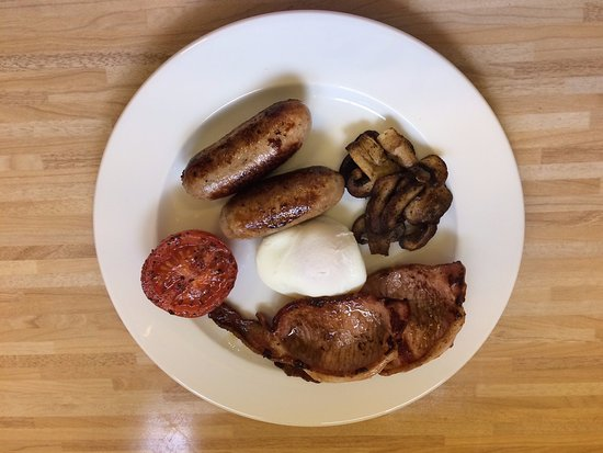 Millslade Country House: The Full English breakfast