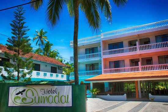 Hotel Sumadai: Excellent place to stay... very good service ... amazing location with sea and lake ..!!!