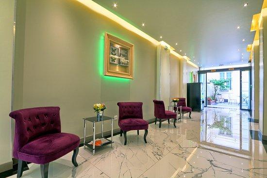 Hotel Mirific Opera  Paris  Frankrig