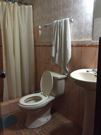 Hotel Bali Panama: En el centro de Chitre, cerca de todo....