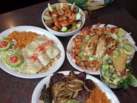 Gallatin, TN: Cancun Lagoon Mexican Restaurant