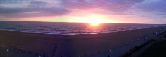 The Oceanfront Inn: There is nothing like a sunrise over the ocean
