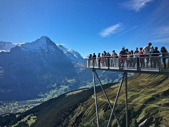 Grindelwald, Switzerland: First 2016