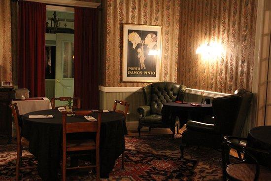 Kingfield, ME: Diningroom
