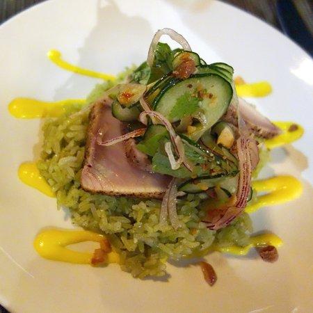 Flying Fish : My Tuna dish....2 nights running!