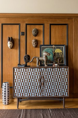 Swiss-Teak Sideboard, upcycling by altrimenti