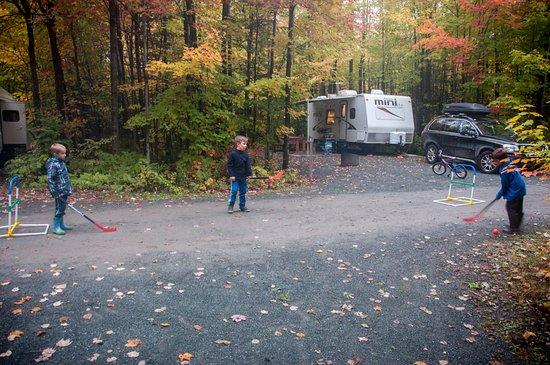 Becancour, Canada: Camping