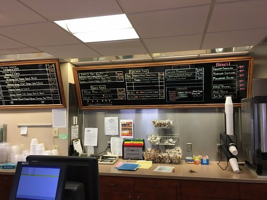 Kidron, OH: menu