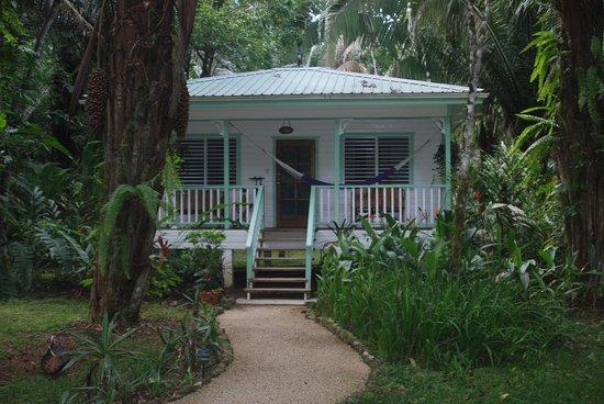 Punta Gorda, Belize: One of the cottages