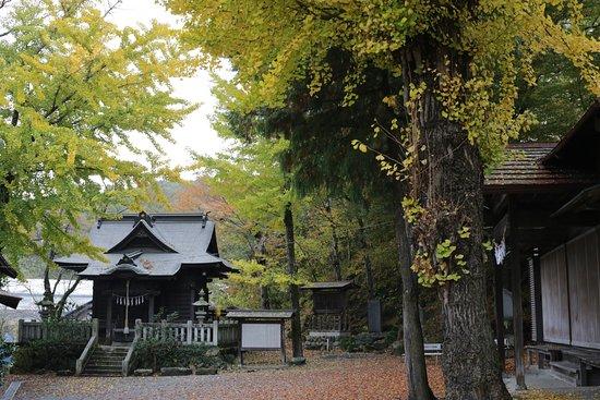 Minano-machi, Japan: 国神神社